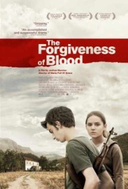 THE FORGIVENESS OF BLOOD Review
