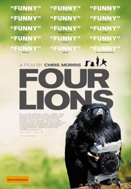 The Alamo Drathouse Kicks Off New Distribution Arm With FOUR LIONS. Celebrates By Blowing Up Bird.