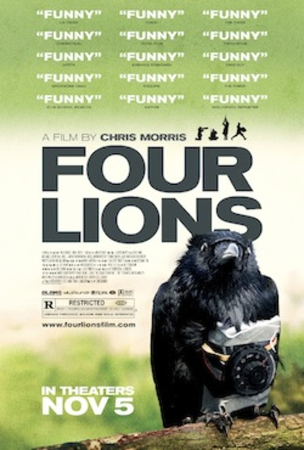 FOUR LIONS Roars into the U.S. Nov. 5th