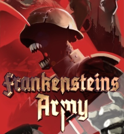 New SDCC Poster Reveals Several Monsters From FRANKENSTEIN'S ARMY!