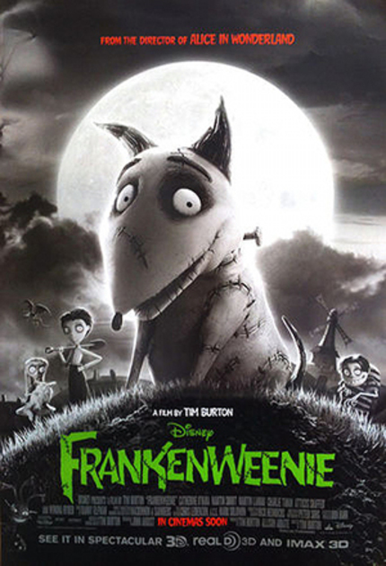 FRANKENWEENIE: Tim Burton, Martin Landau, and Winona Ryder Talk Old Friends and Even Older Monsters