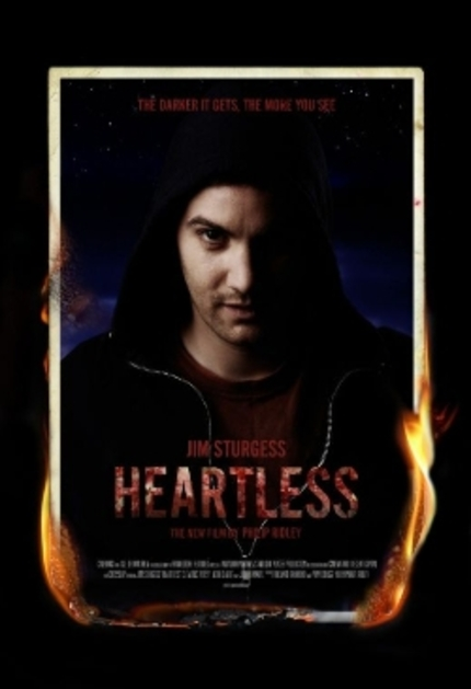 First Footage Arrives From Philip Ridley´s HEARTLESS!