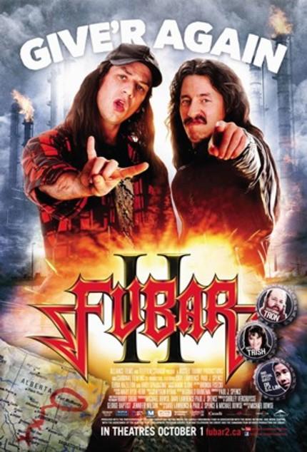 TIFF 2010: FUBAR Goes Red Band.