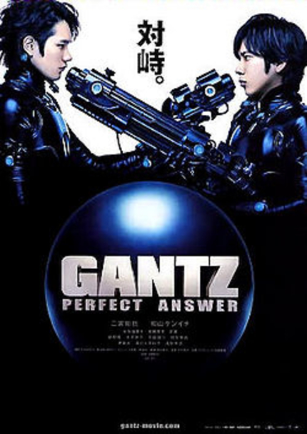 PIFAN 2011: GANTZ: PERFECT ANSWER Review