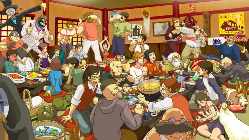 Ghibli Retrospective:  The Kids Talk MY NEIGHBOR TOTORO