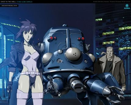 Classic Anime Review: GHOST IN THE SHELL: STAND ALONE COMPLEX Complete Collection