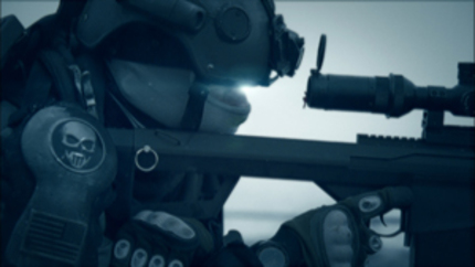 Logorama Director Returns With Ghost Recon Alpha
