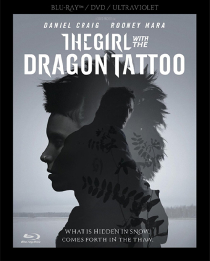 Blu-ray Review: THE GIRL WITH THE DRAGON TATTOO (2011), Different Language, Same Noise