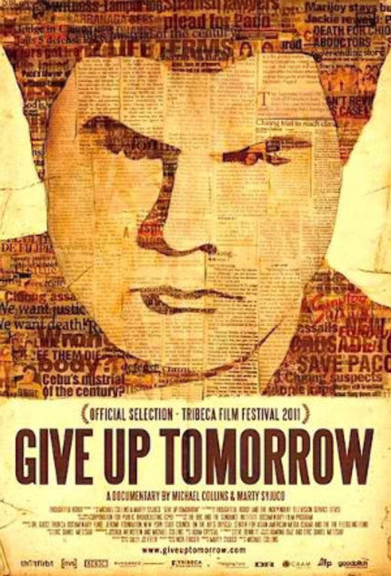 Review: GIVE UP TOMORROW Shatters the Official Truth