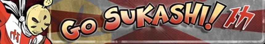 DougTenNapel Says GO SUKASHI!
