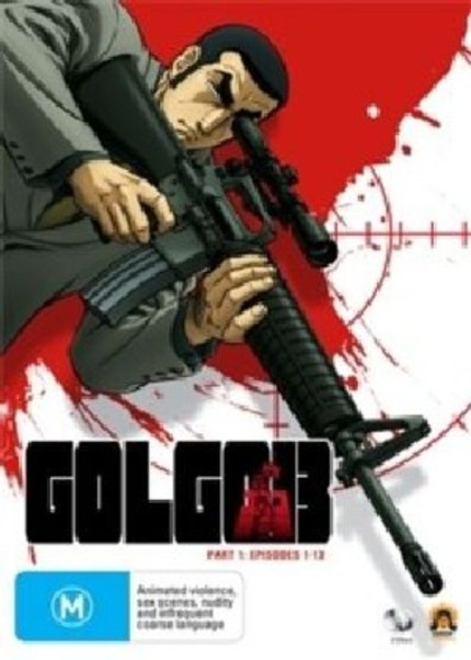 Review: GOLGO 13 (Episodes 1 - 13)