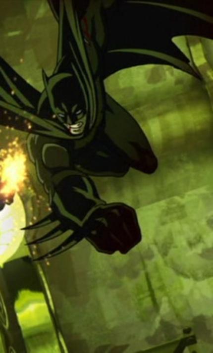 BATMAN: GOTHAM KNIGHT DVD Review