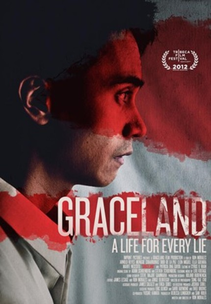 Poster Premiere For Ron Morales' Tribeca Selected GRACELAND