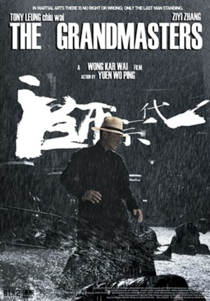 Second Teaser For Wong Kar Wai's THE GRANDMASTERS Touches Down In Russia