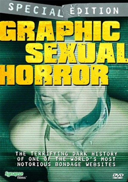 GRAPHIC SEXUAL HORROR Review