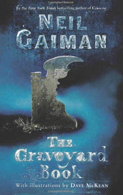 Chris Columbus Backing Neil Gaiman's GRAVEYARD BOOK