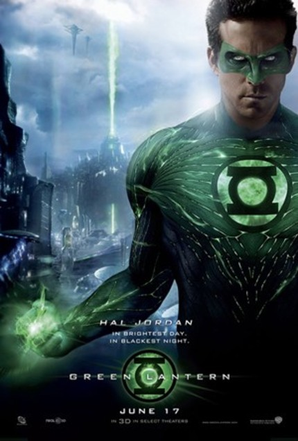 Four Minutes Of GREEN LANTERN Footage