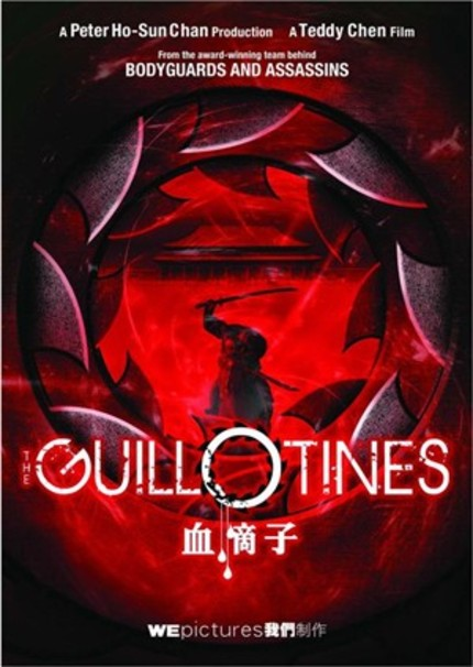 Andrew Lau Takes Over Directing Duties On THE GUILLOTINES
