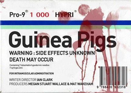Medical Trials Gone Wrong In Ian Clark's GUINEA PIGS