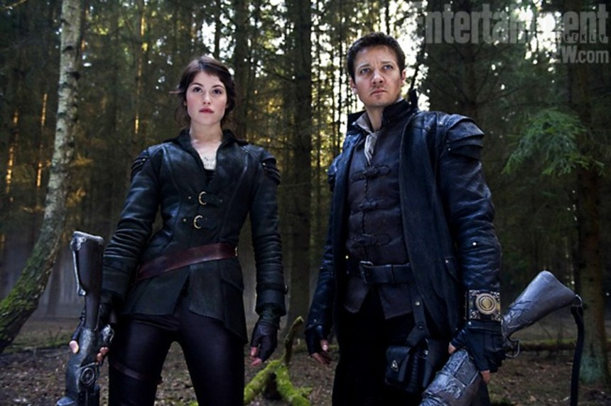 First Image Of Jeremy Renner And Gemma Arterton In HANSEL AND GRETEL: WITCH HUNTERS