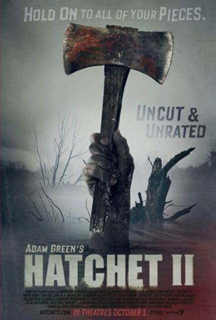HOFF 2011: HATCHET II Review