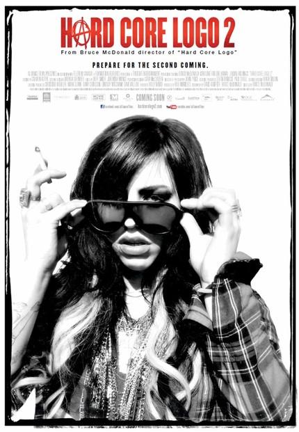 Poster Premiere For Bruce McDonald's HARD CORE LOGO 2