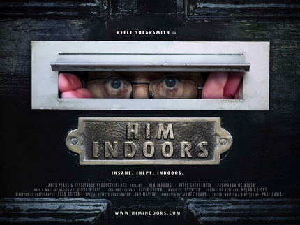 Bloody Good Fun in HIM INDOORS Teaser Trailer, Plus Festival Updates