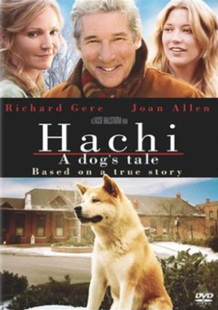 HACHI: A DOG'S TALE is out on DVD and Blu-ray