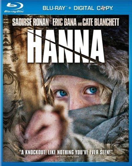 HANNA- BLURAY and DIGITAL COPY totally rocks!