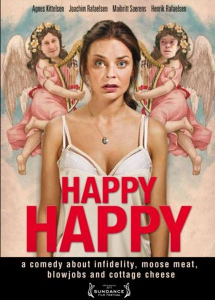 SFF 2011 Day 2 - Trailer of the Day is HAPPY, HAPPY