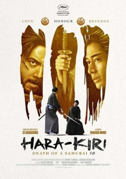 VIFF 2011: HARAKIRI: DEATH OF A SAMURAI Review