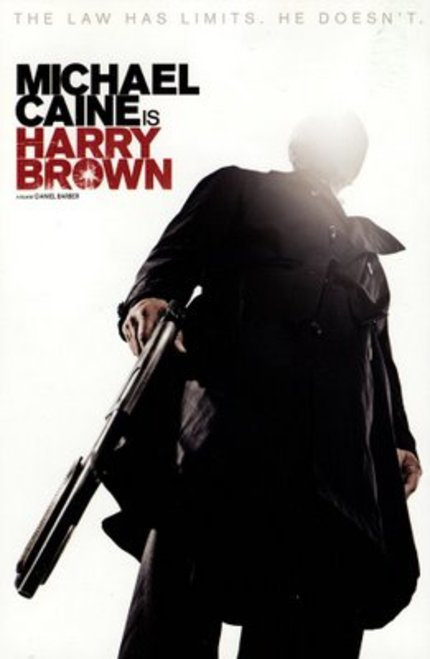 HARRY BROWN Review: an old man's revenge