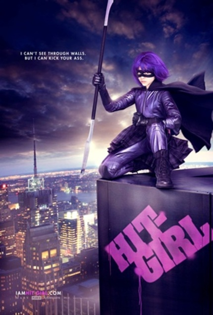 Hit Girl Is All Set To KICK ASS