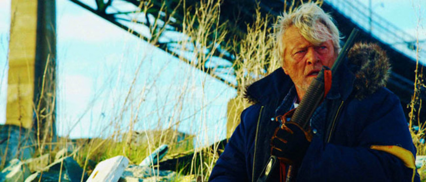 ActionFest '11:  HOBO WITH A SHOTGUN Review