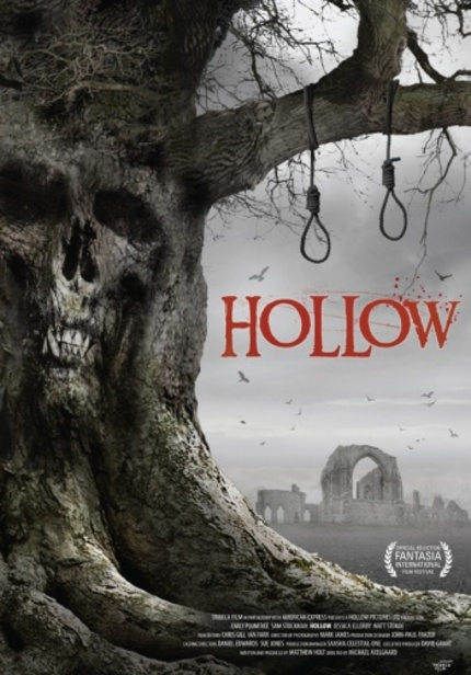 HOLLOW has a trailer