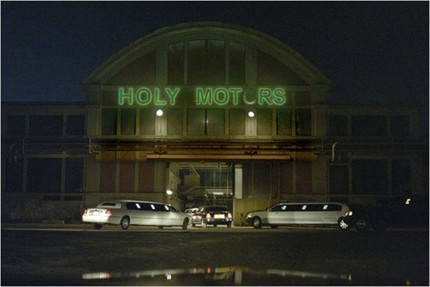 Kylie Minogue Sings In Mind Bending Trailer For Leos Carax's HOLY MOTORS
