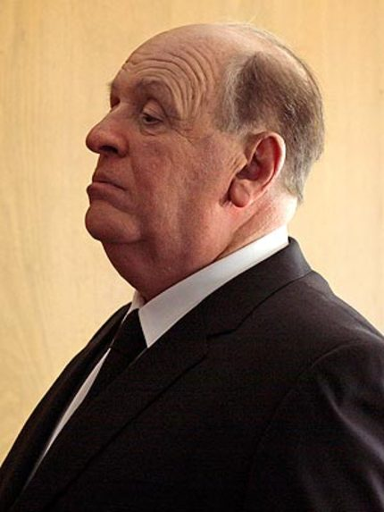 Anthony Hopkins Is Alfred Hitchcock
