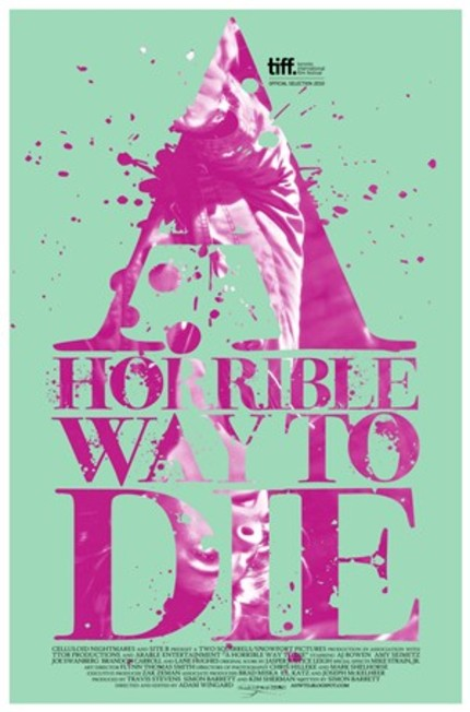 TIFF 2010: New Poster And An Exclusive Still From Adam Wingard's A HORRIBLE WAY TO DIE