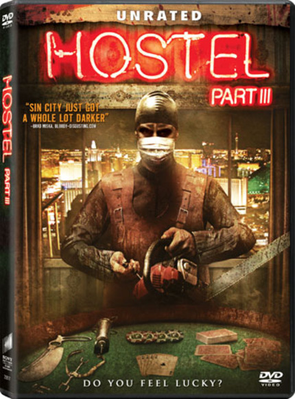 Review: HOSTEL PART: III DVD
