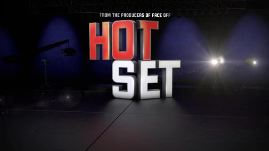 SyFy: Production Designers Face Off On The HOT SET