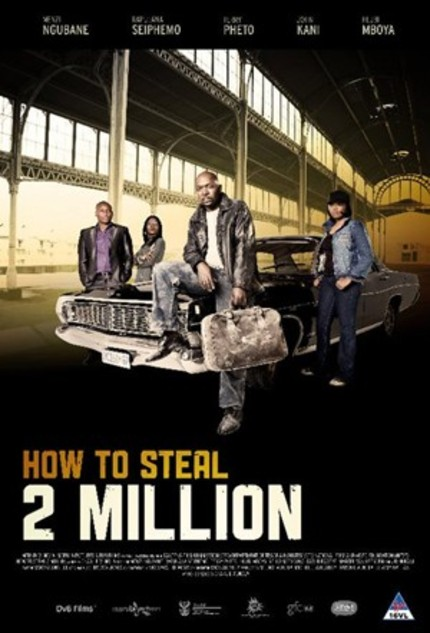 South Africa's Charlie Vundla Will Teach You HOW TO STEAL 2 MILLION