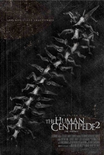 Fantastic Fest 2011: HUMAN CENTIPEDE 2: FULL SEQUENCE Review