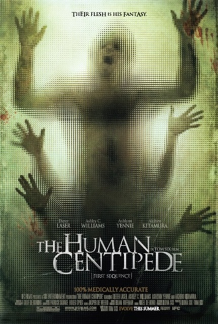 The Trailer For Cult Sensation THE HUMAN CENTIPEDE Finally Arrives!
