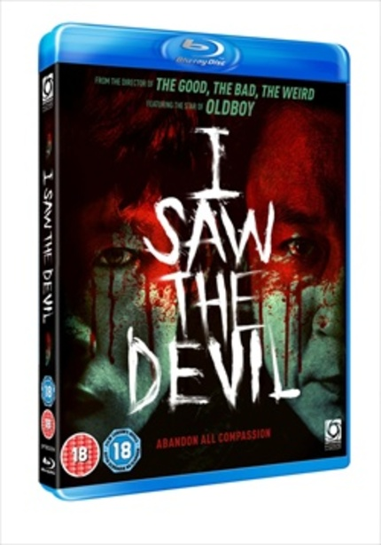 I SAW THE DEVIL Review