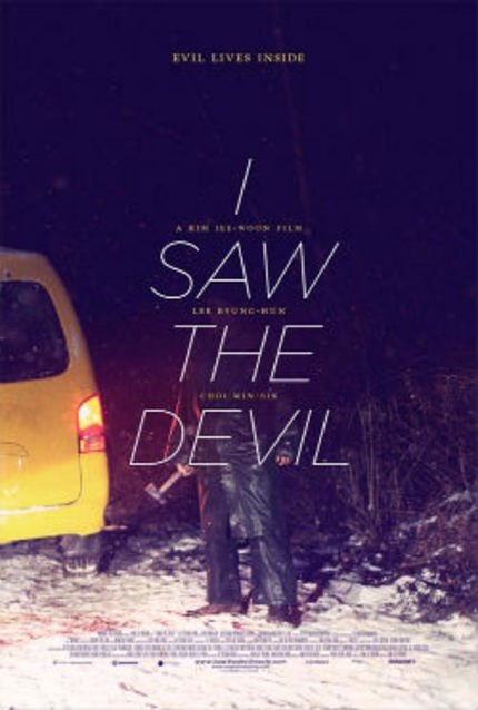 Weinberg Reviews I SAW THE DEVIL
