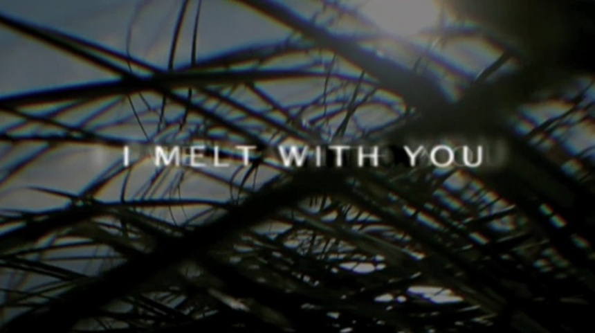 The Reinvention Of Thomas Jane Continues With Mark Pellington's I MELT WITH YOU