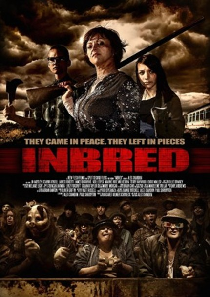 Exclusive Second Teaser And Official Poster For Alex Chandon's INBRED
