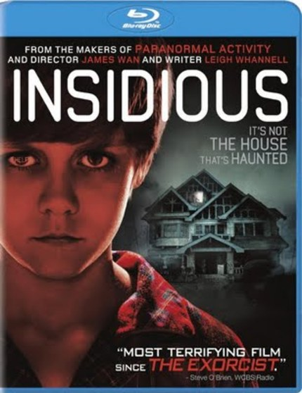 INSIDIOUS on BLURAY