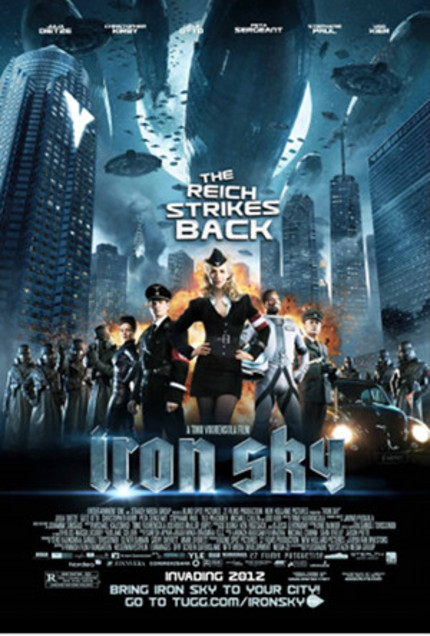 Win An IRON SKY Prize Pack!