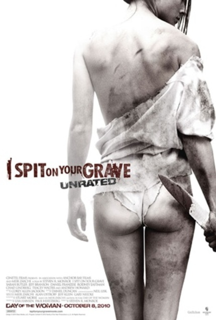 I SPIT ON YOUR GRAVE (2010) Review